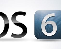 Ya tenemos disponible iOS 6.1 para nuestros dispositivos