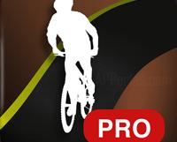 App bicicleta de montaña