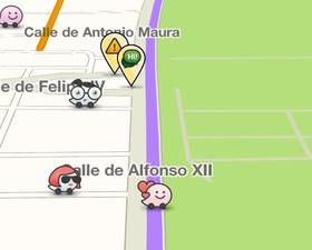 WAZE, el mejor GPS gratuito, se actualiza