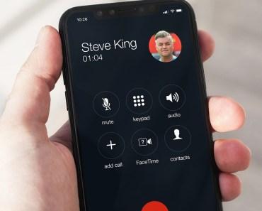 Llamadas gratis de iPhone a iPhone o a otro dispositivo iOS