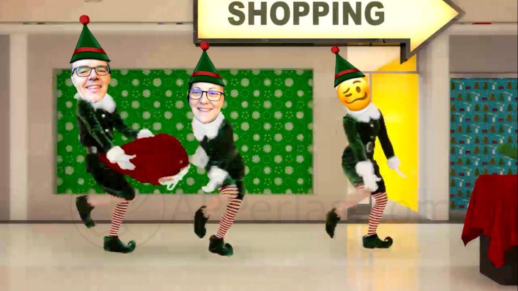 ELFYourself, la app del baile de navidad con tu cara