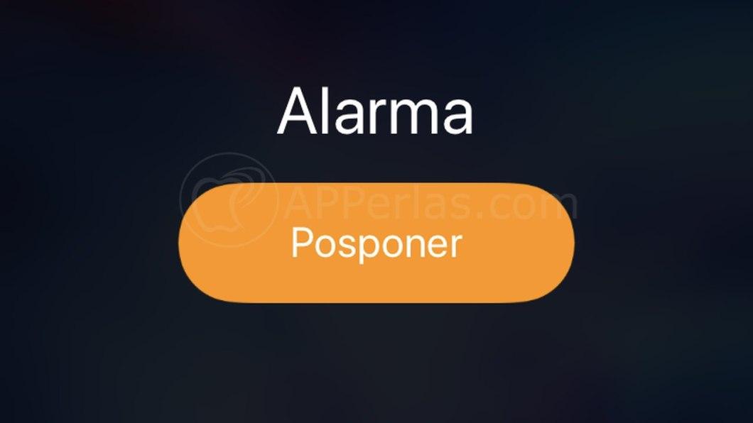 Todo sobre la alarma del iPhone