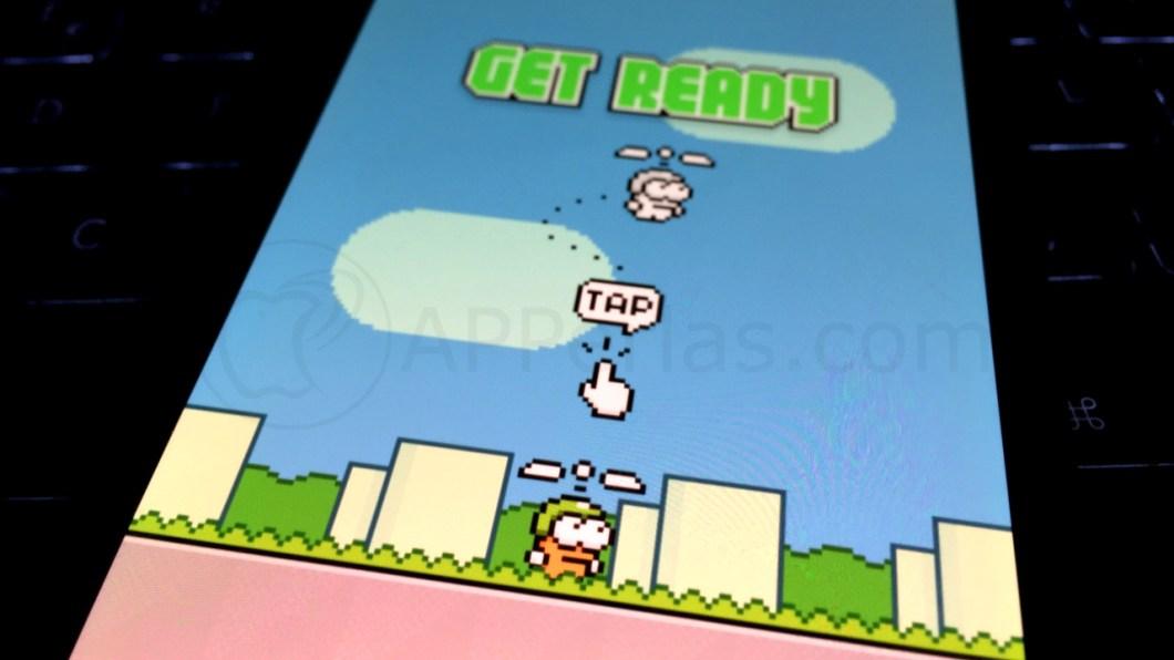 Juego del creador de Flappy Bird
