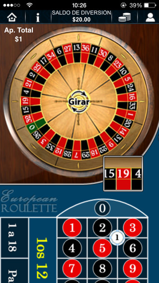 William Hill Casino ipad