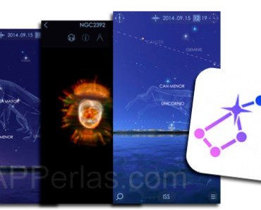 La mejor APP DE ESTRELLAS, para iOS, es STAR WALK 2