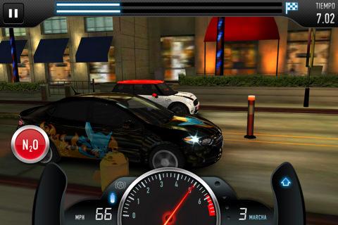 CSR Racing buen juego de coches para iOS