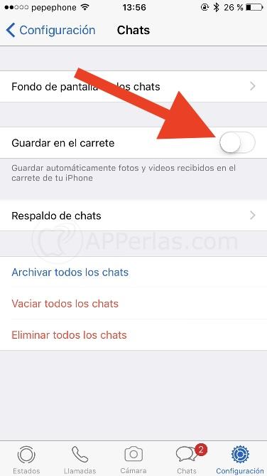 Configurar Whatsapp 3