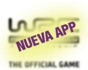 WRC Nueva app