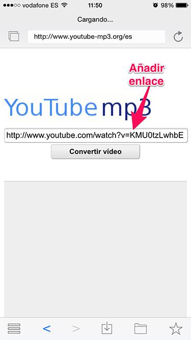 audio de los vídeos 1