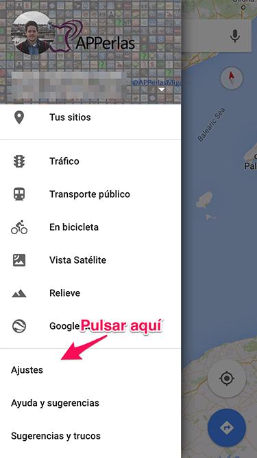 app de Google Maps 2