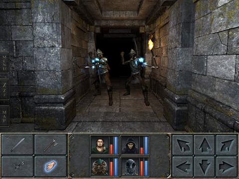 Legend of Grimrock iPad