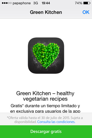 Green Kitchen 2