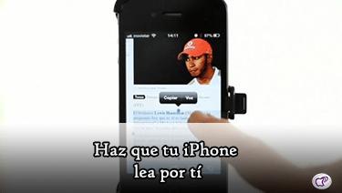 iPhone lea