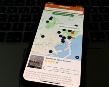 MyTRIPS, la app para crear rutas turísticas personalizadas para tus viajes
