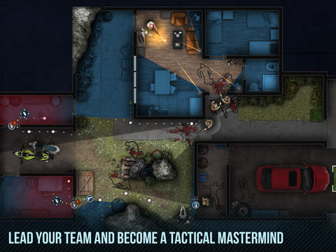 Door Kickers iPad