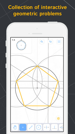 Euclidea 2 iphone