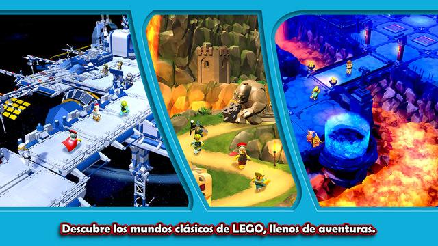 Lego minifigures captura