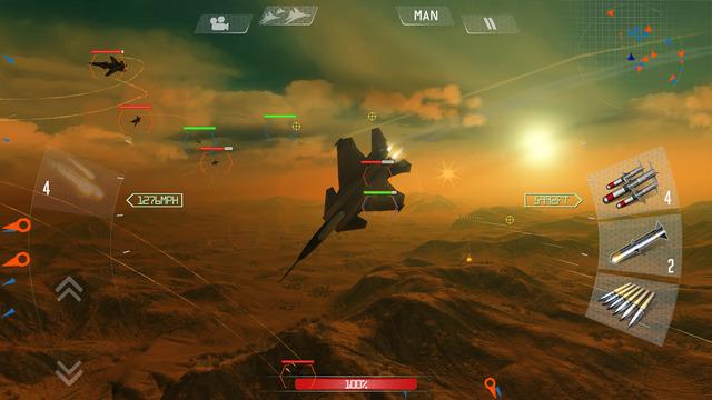 Sky Gamblers Air Supremacy app