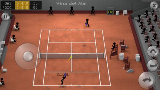 Stickman tennis 1