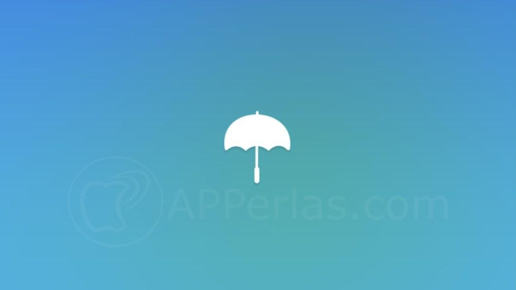 App alarma de lluvia PRO