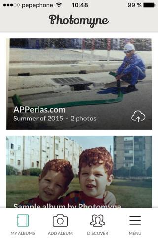 Digitalizar fotos viejas en iPhone
