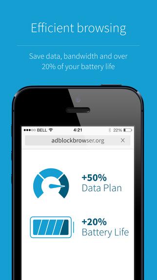 adblock browser iPhone