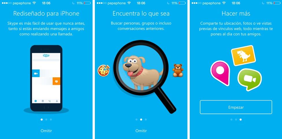skype 6.0 novedades