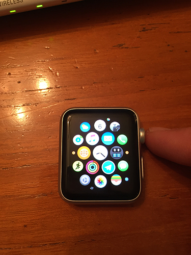 Limpiar el Apple Watch 2