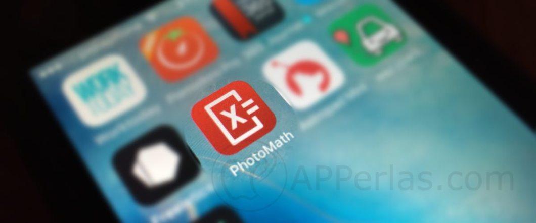 App Photomath