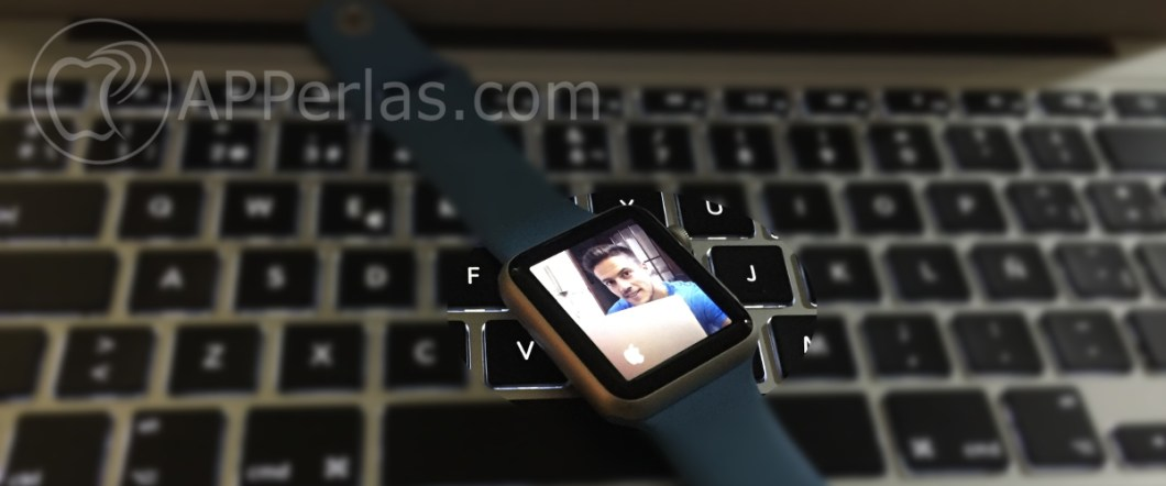 fotos con el Apple Watch