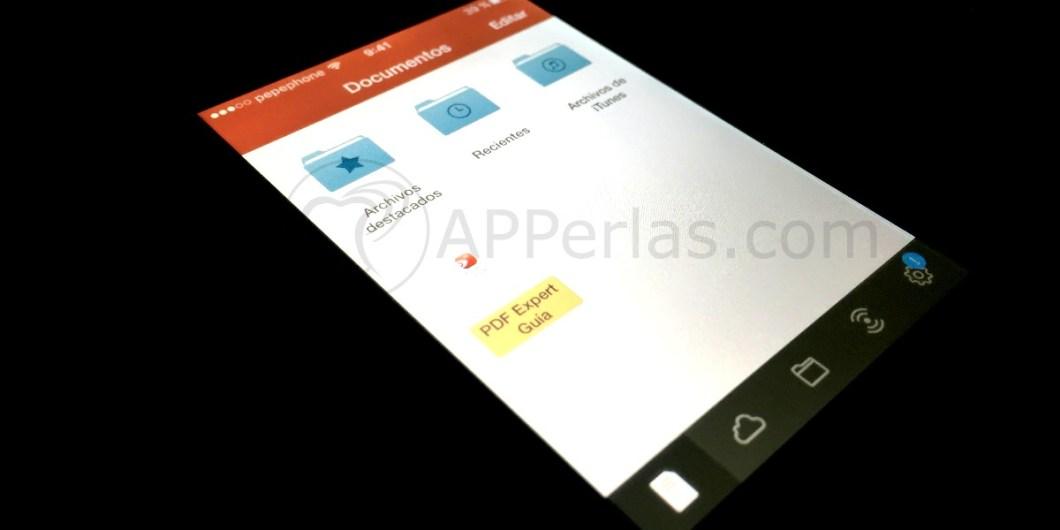 Reducir luminosidad de pantalla del iPhone