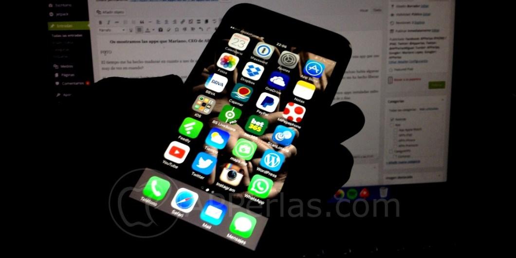 Vida útil de un iPhone