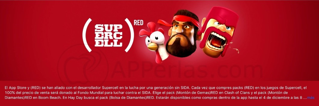 Campaña red supercell 1