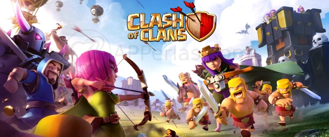 Ataque en Clash of clans