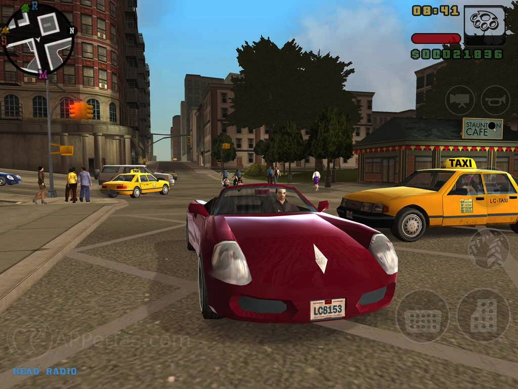GTA Liberty City Stories 2