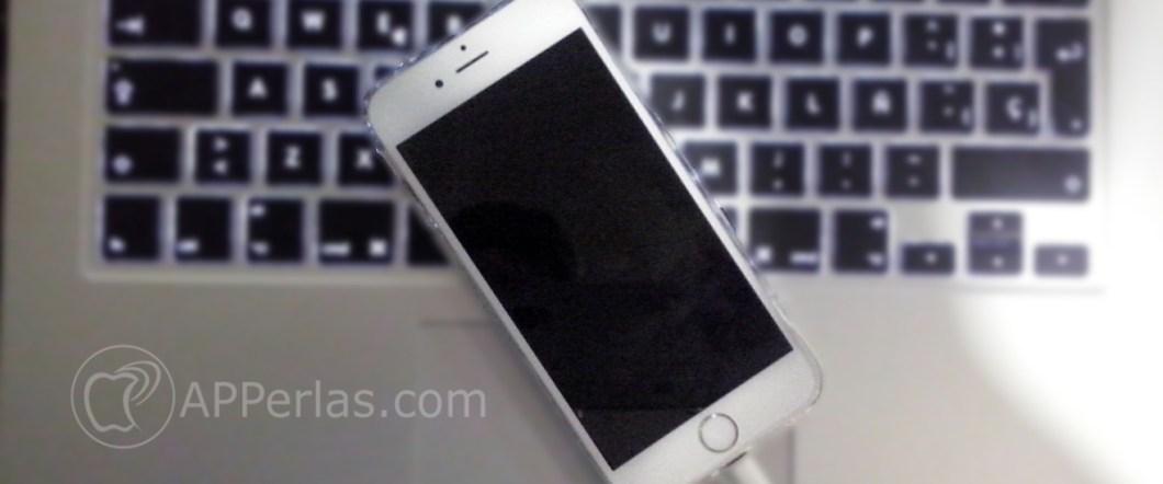 batería en iPhone