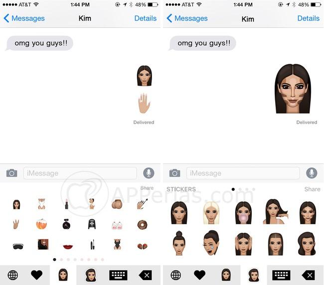 App de kim kardashian