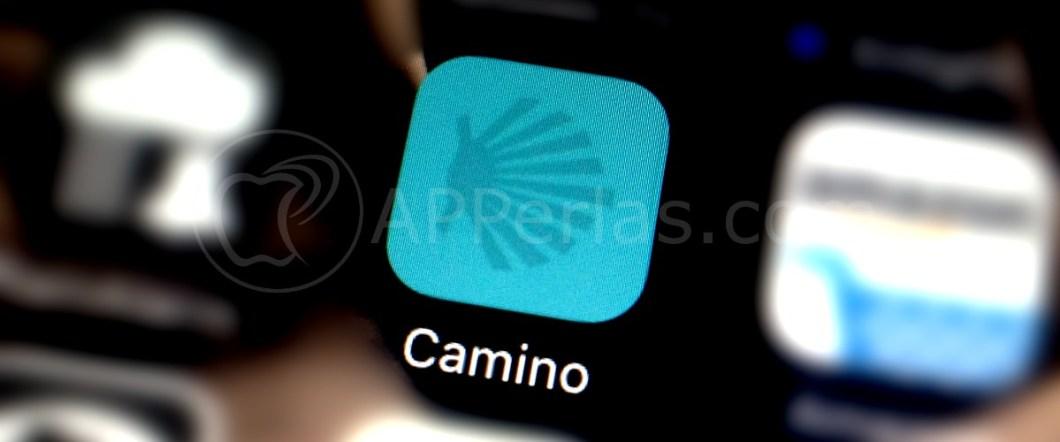 App del camino de Santiago