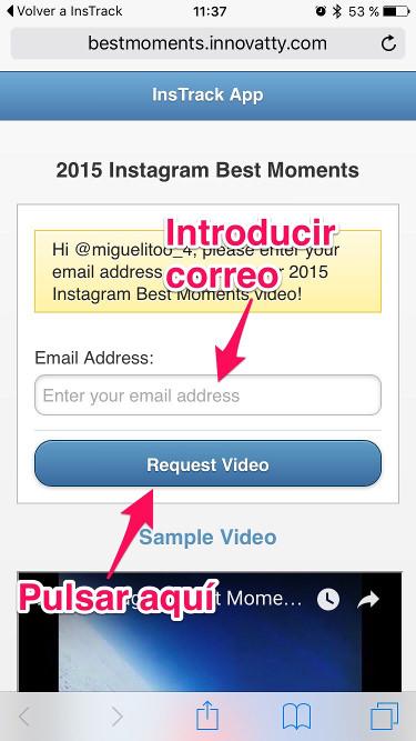 mejores fotos en Instagram 2