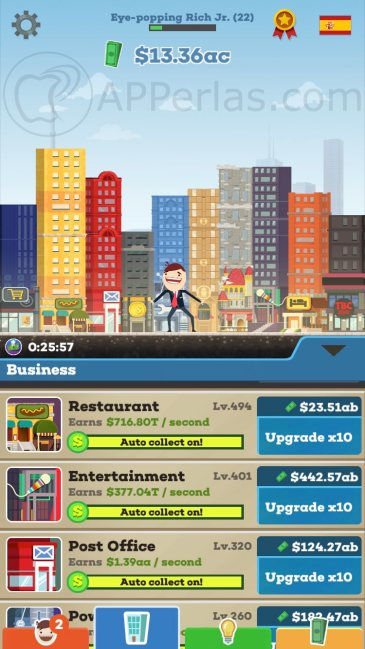 Tap Tycoon 3