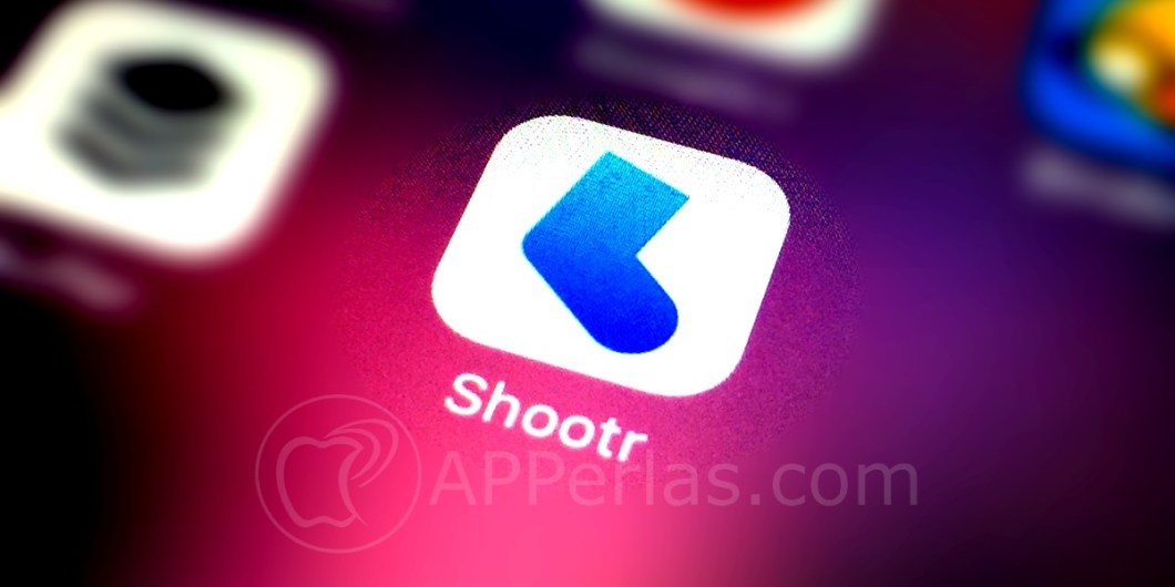 Shootr app chat público