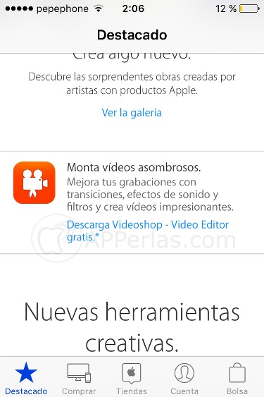 VideoShop app