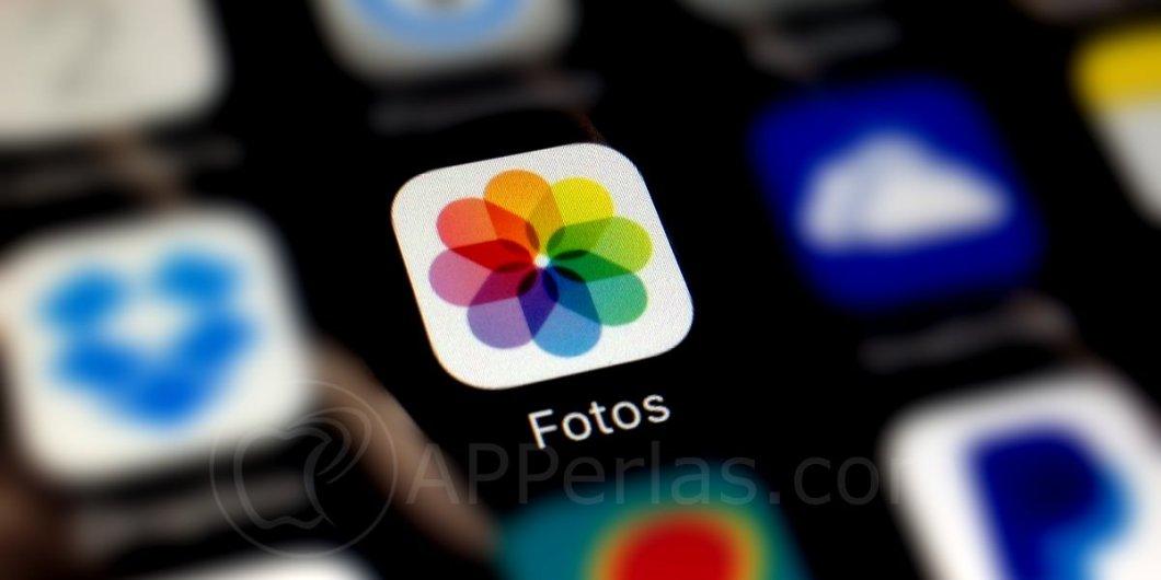 fotos del carrete del iPhone