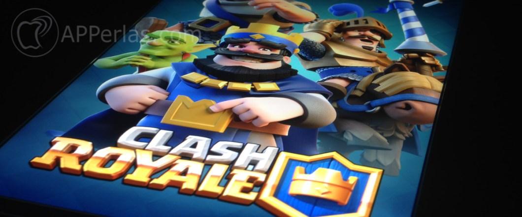 la nueva actualización de Clash Royale 1