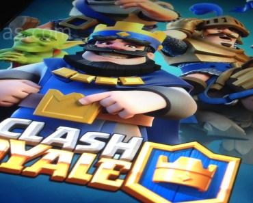 nueva actualizacion de Clash Royale