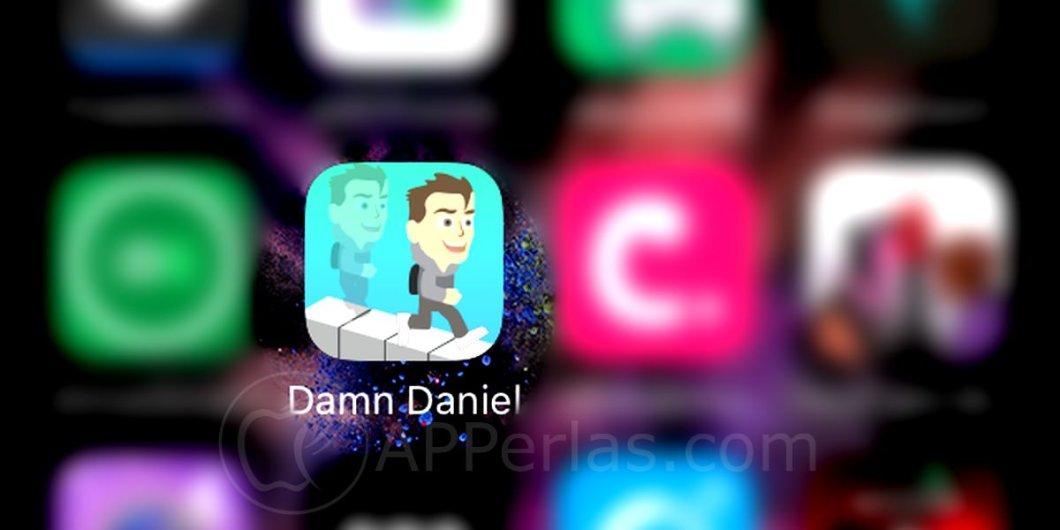 Damn Daniel app