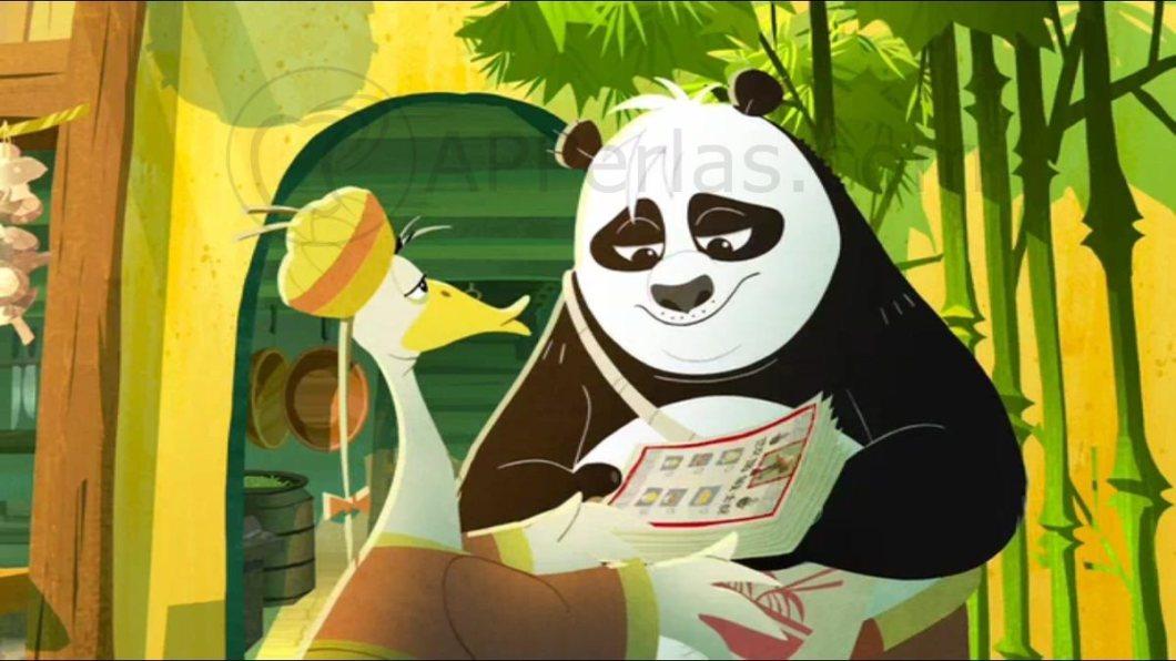 Kung fu panda 3 corto trailer