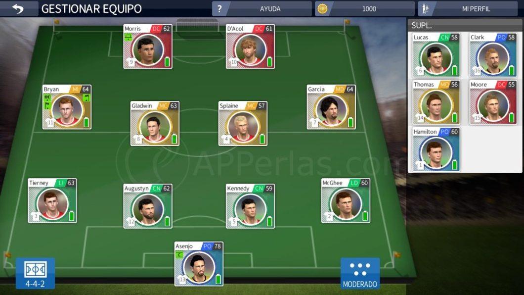 League soccer 6