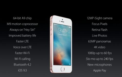 Novedades de la Keynote de Apple 1