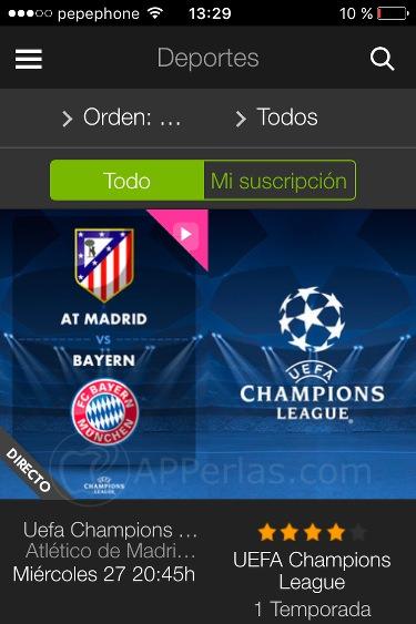 App Movistar+